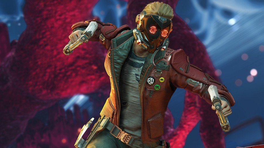 Marvel's Guardians of the Galaxy PS5 PS4