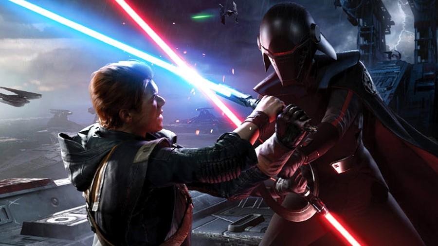 Star Wars Jedi Fallen Order PS4