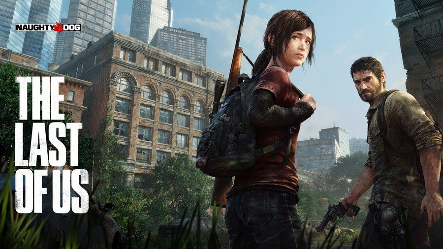 The Last of Us PS4 PlayStation 4