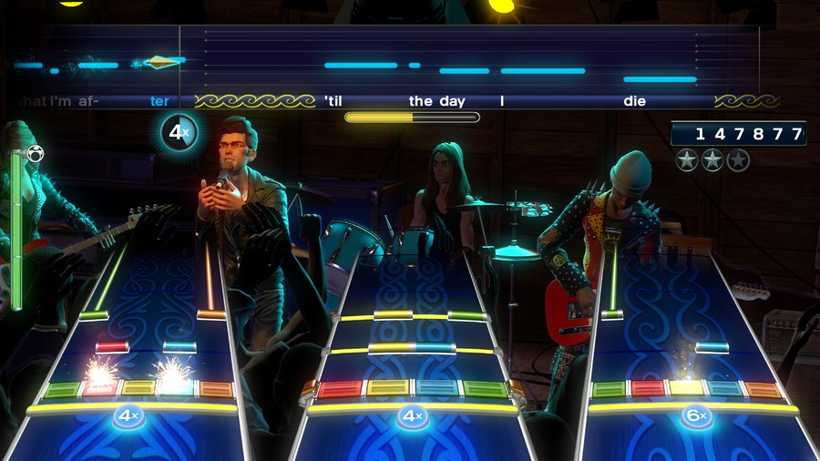 Rock Band 4 PS5 PlayStation 5 1