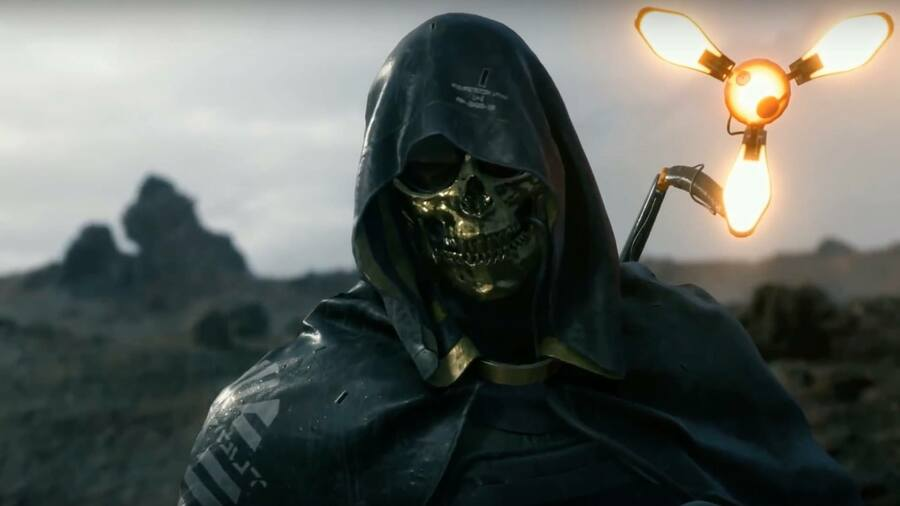 How to Use the Scanner in Death Stranding PS4 Guide