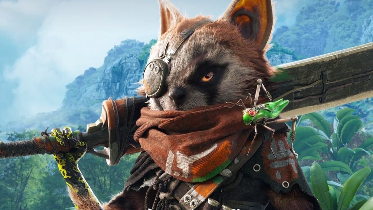 BioMutant Still Looks Pretty Bloody Good, But No Release Date