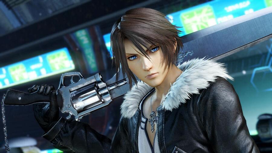 Final Fantasy 8 VIII PS4 PlayStation 4 1