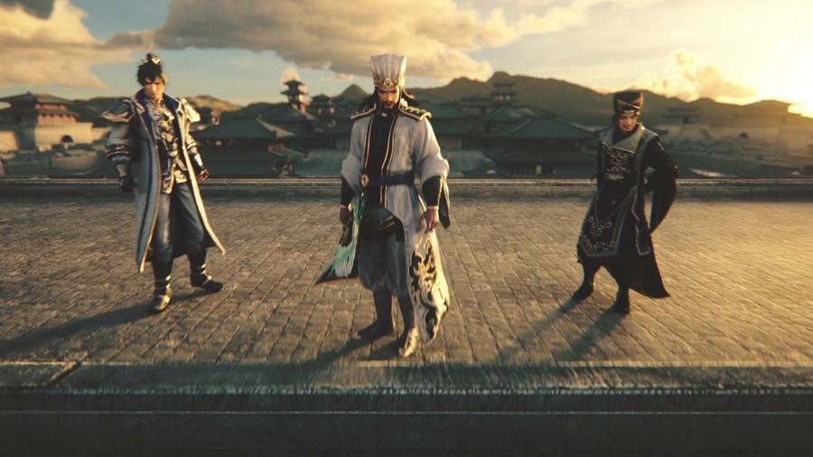 Dynasty Warriors 9 Empires Delay