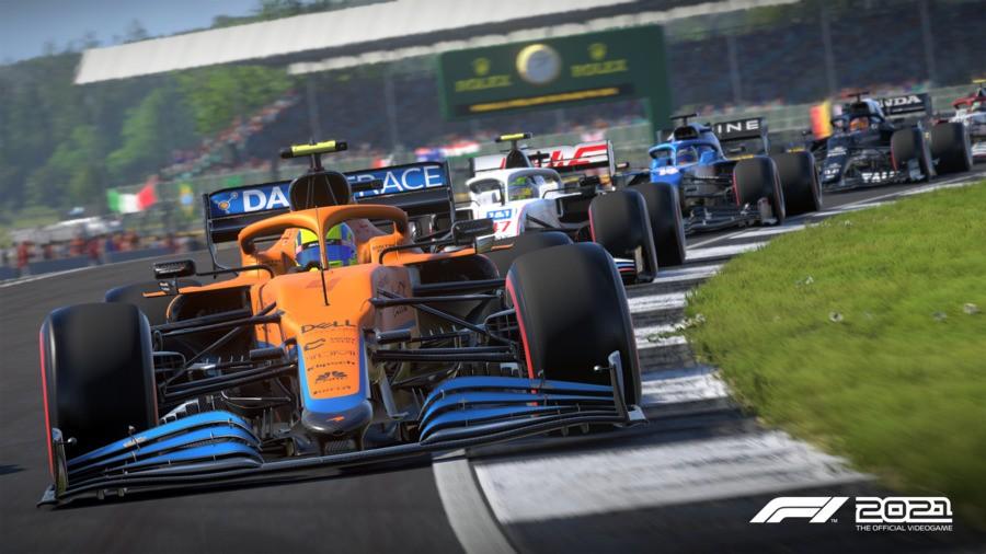 F1 2021 PS5 PS4 PlayStation 5 1