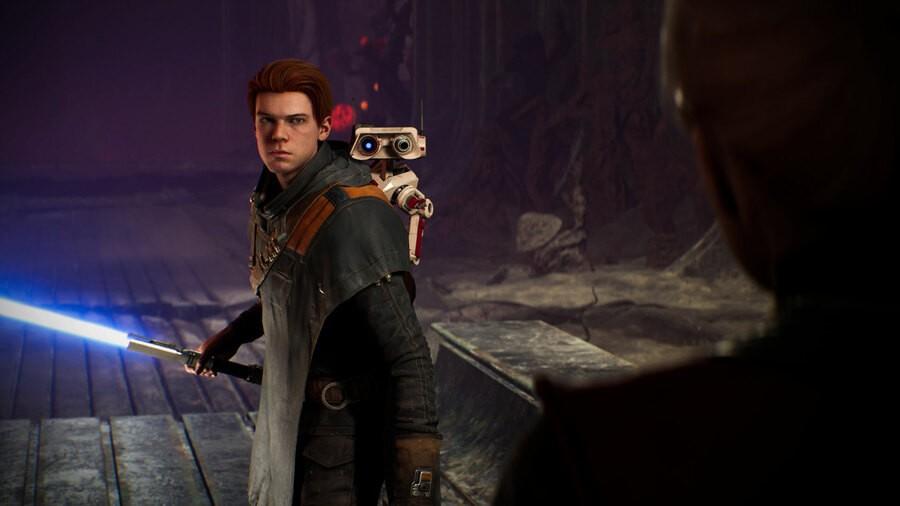 Star Wars Jedi: Fallen Order Lightsaber PS4 PlayStation 4