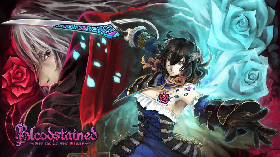 Bloodstained Ritual of the Night PS4 PlayStation 4 Vita 1