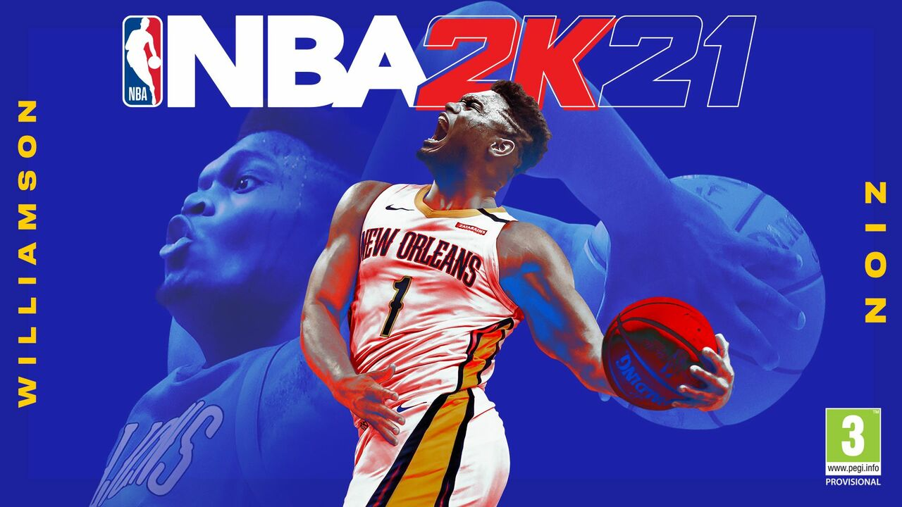 Zion Williamson Fronts Nba 2k21 On Ps5 Damian Lillard On Ps4 Push Square