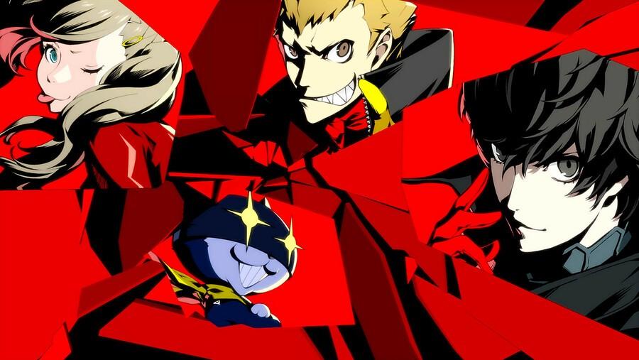 Persona 5 Royal Persona 5 DLC Free
