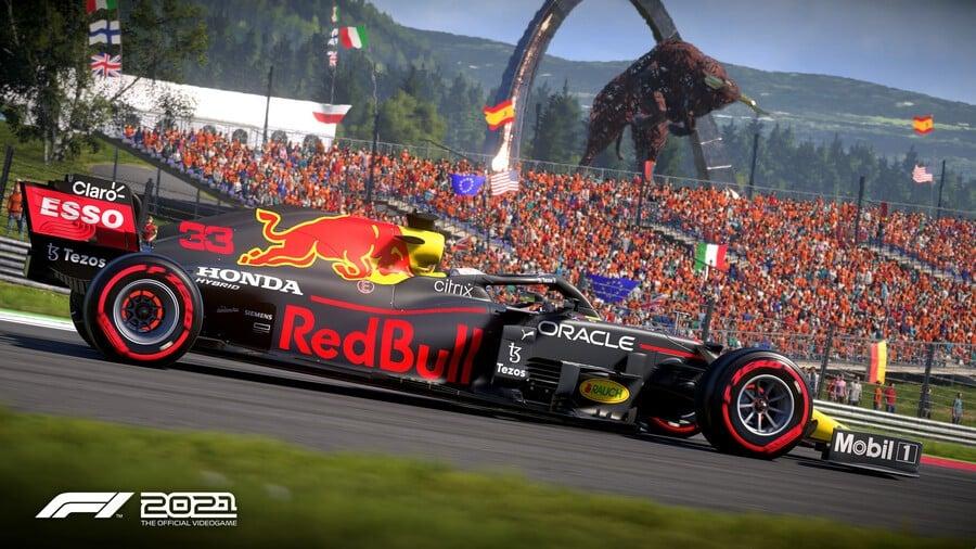 F1 2021 PS5 PlayStation 5