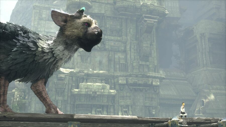 The Last Guardian PS4 PlayStation 4 1