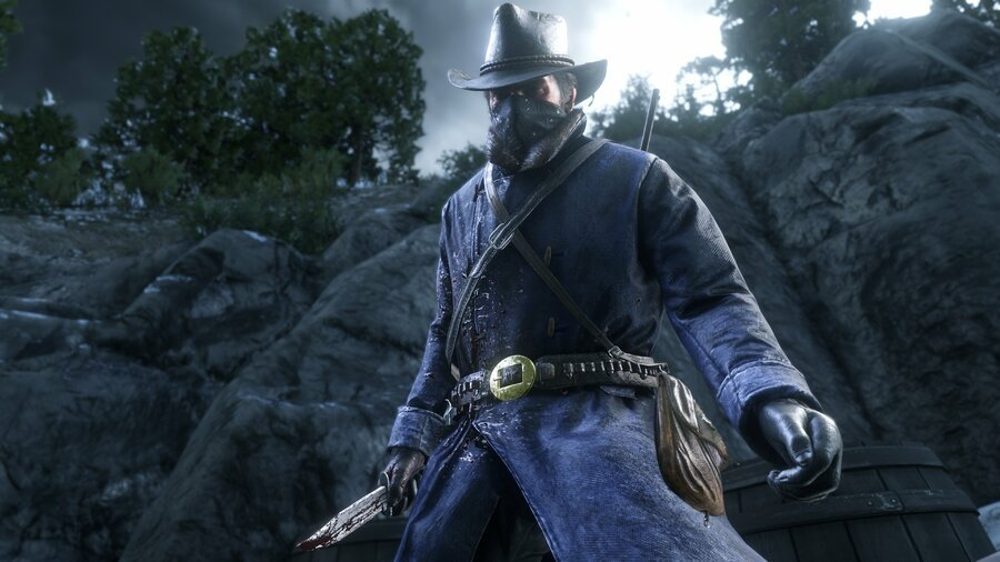 red dead redemption 2 increase maxium health stamina dead eye