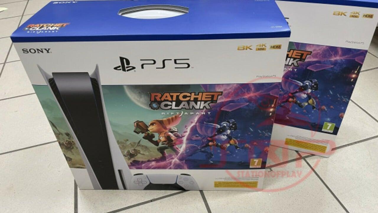 Ratchet & Clank: Rift Apart PS5 Bundles Release in France - Push Square
