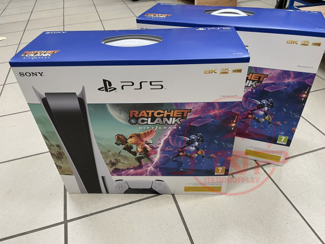 Ratchet & Clank: Rift Apart PS5 Bundle Sneaks into French Retail Chain