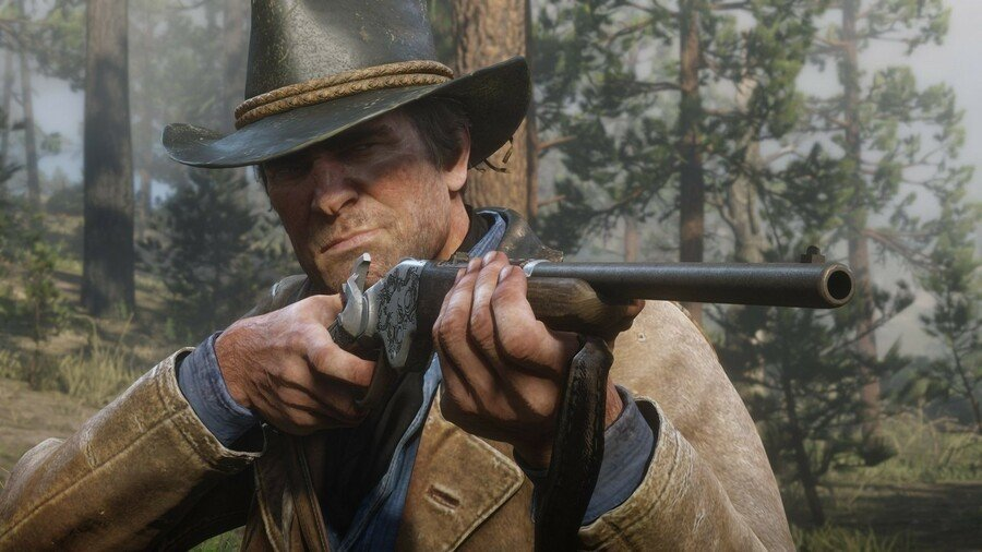 Red Dead Redemption 2 How to Quickly Open the Map Guide 1
