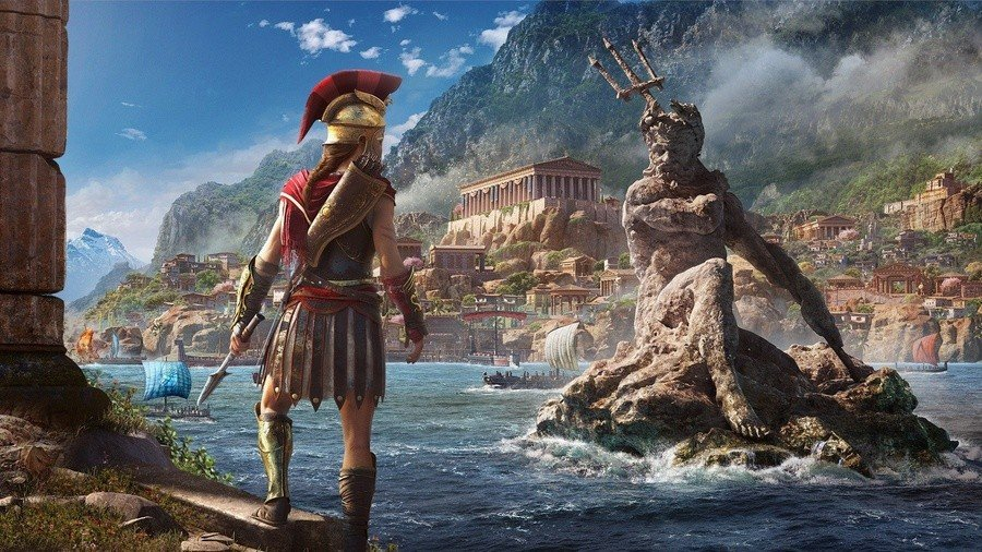 Assassin's Creed Odyssey Epic Encounters One Year Anniversary