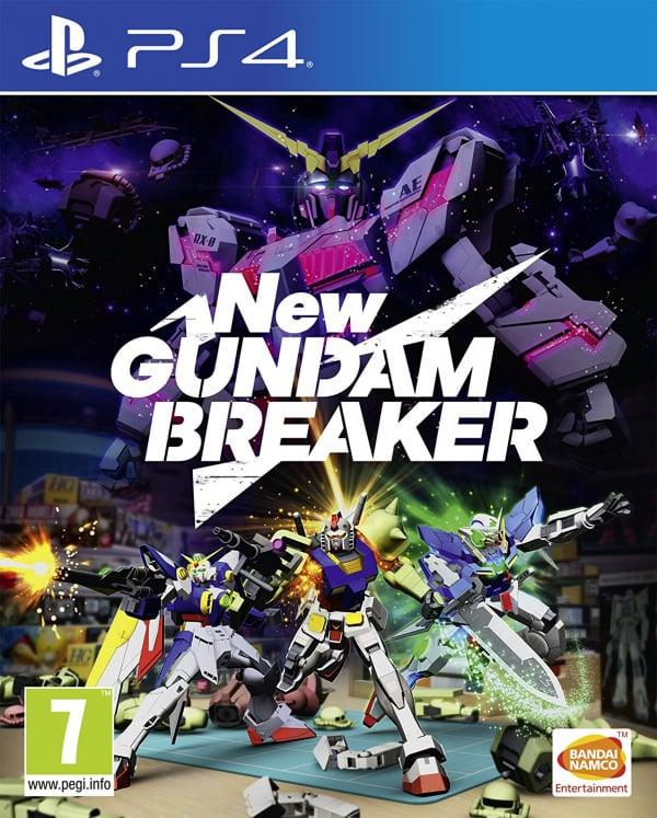 New Gundam Breaker Review (PS4) | Push Square