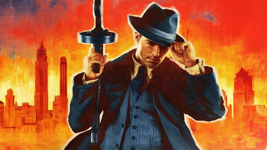 Mafia Definitive Edition Ps4.original