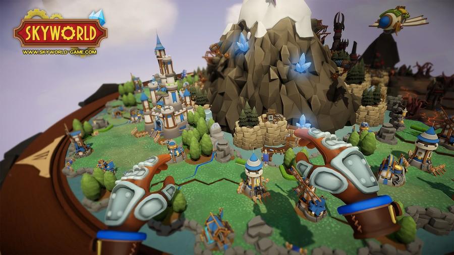 Skyworld Screenshot 2