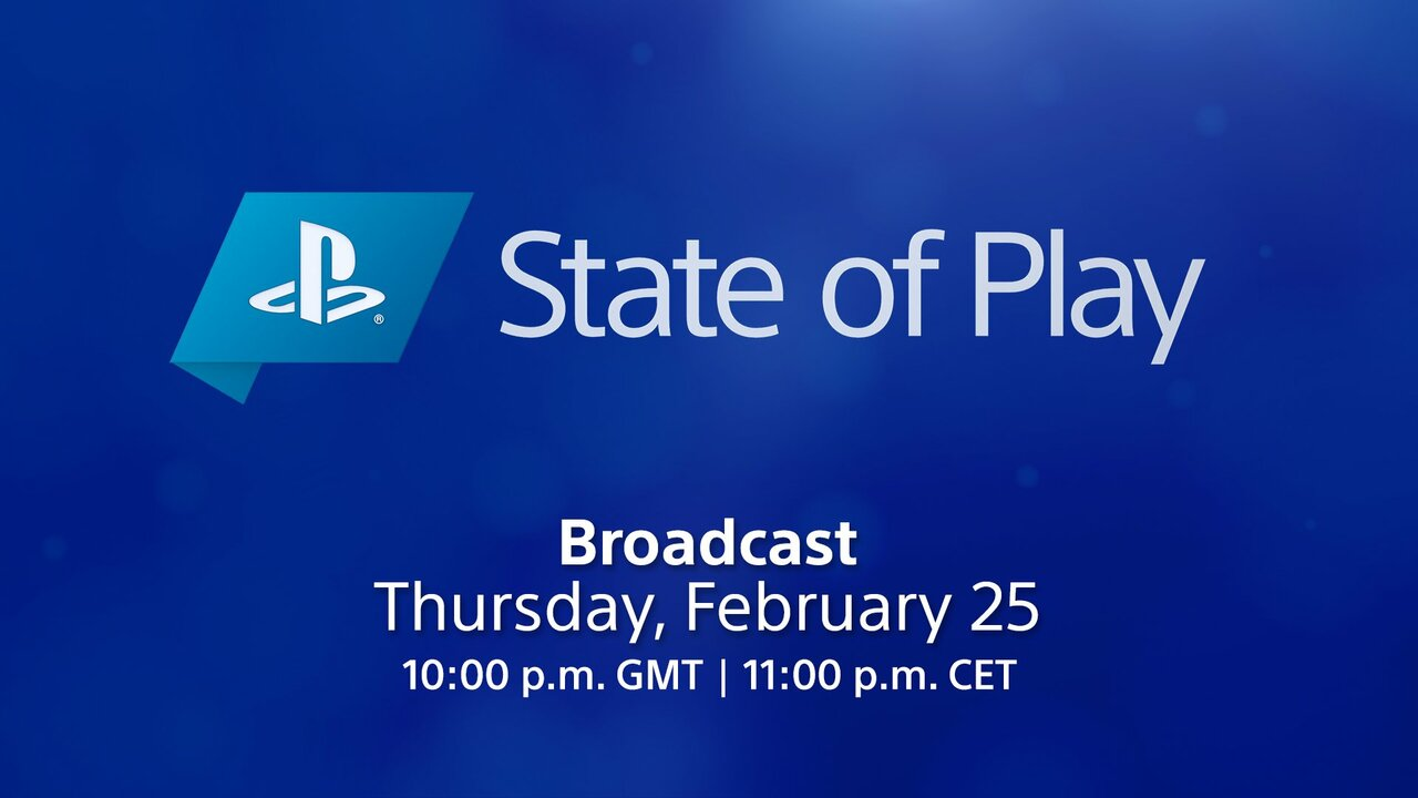 Состояние прямой трансляции подтверждено на четверг, ориентировано на 10 игр для PS5 и PS4