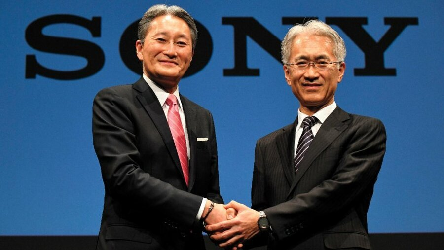 Sony Kaz Hirai PS4 PlayStation 4 1