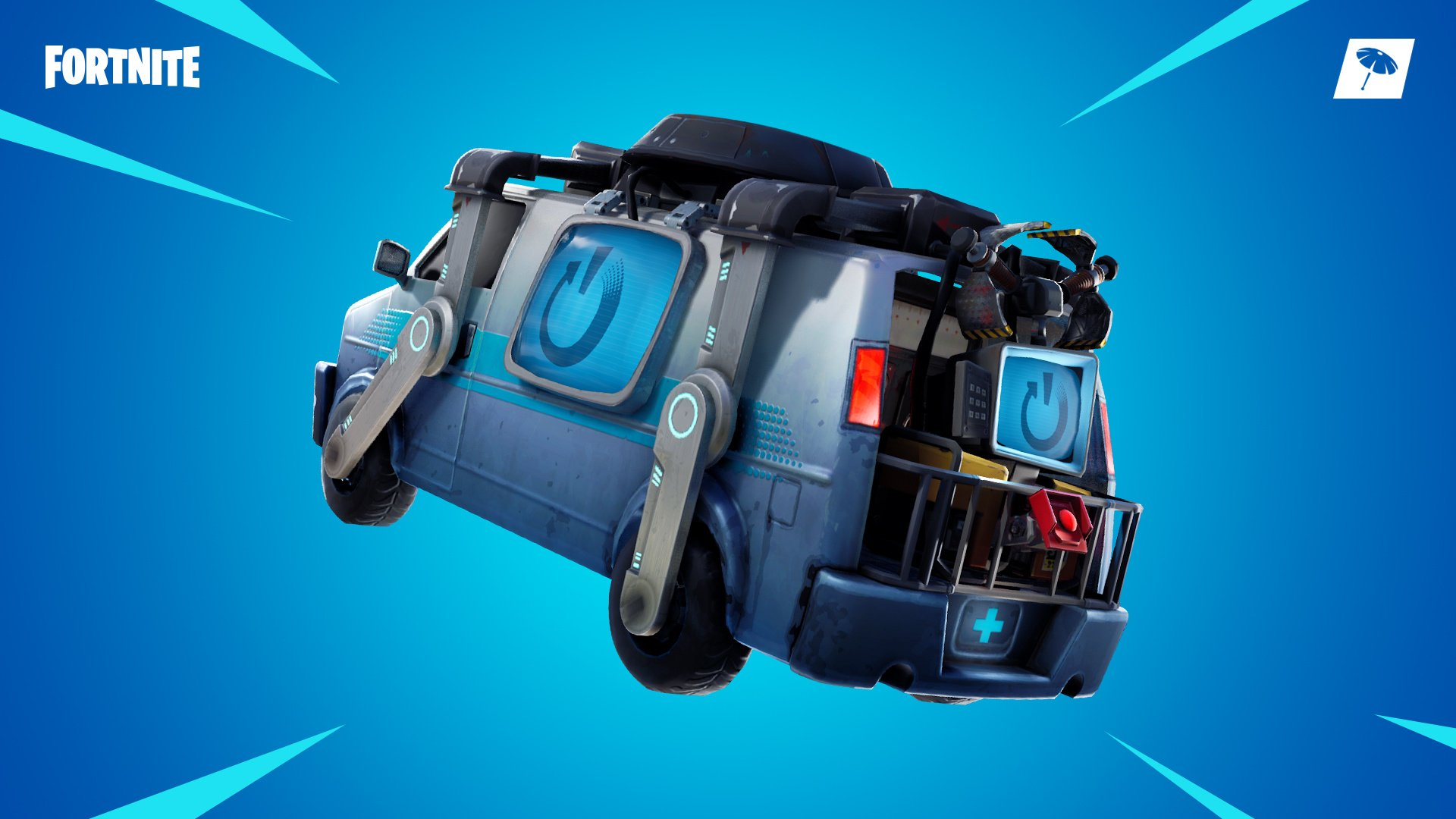 Fortnite v8.30 patch notes: Reboot Van, Buccaneer's Bounty event