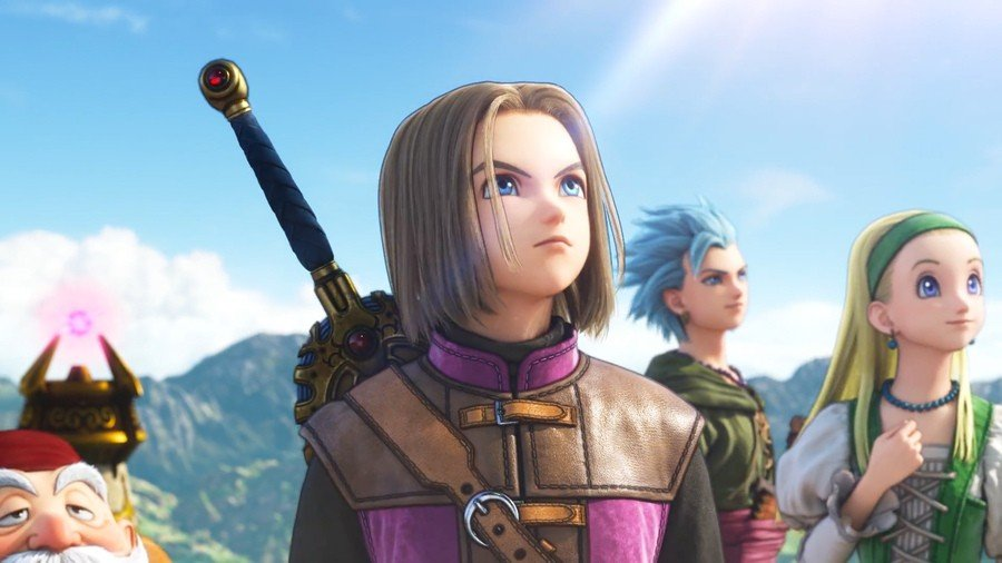 Dragon Quest XI free avatars