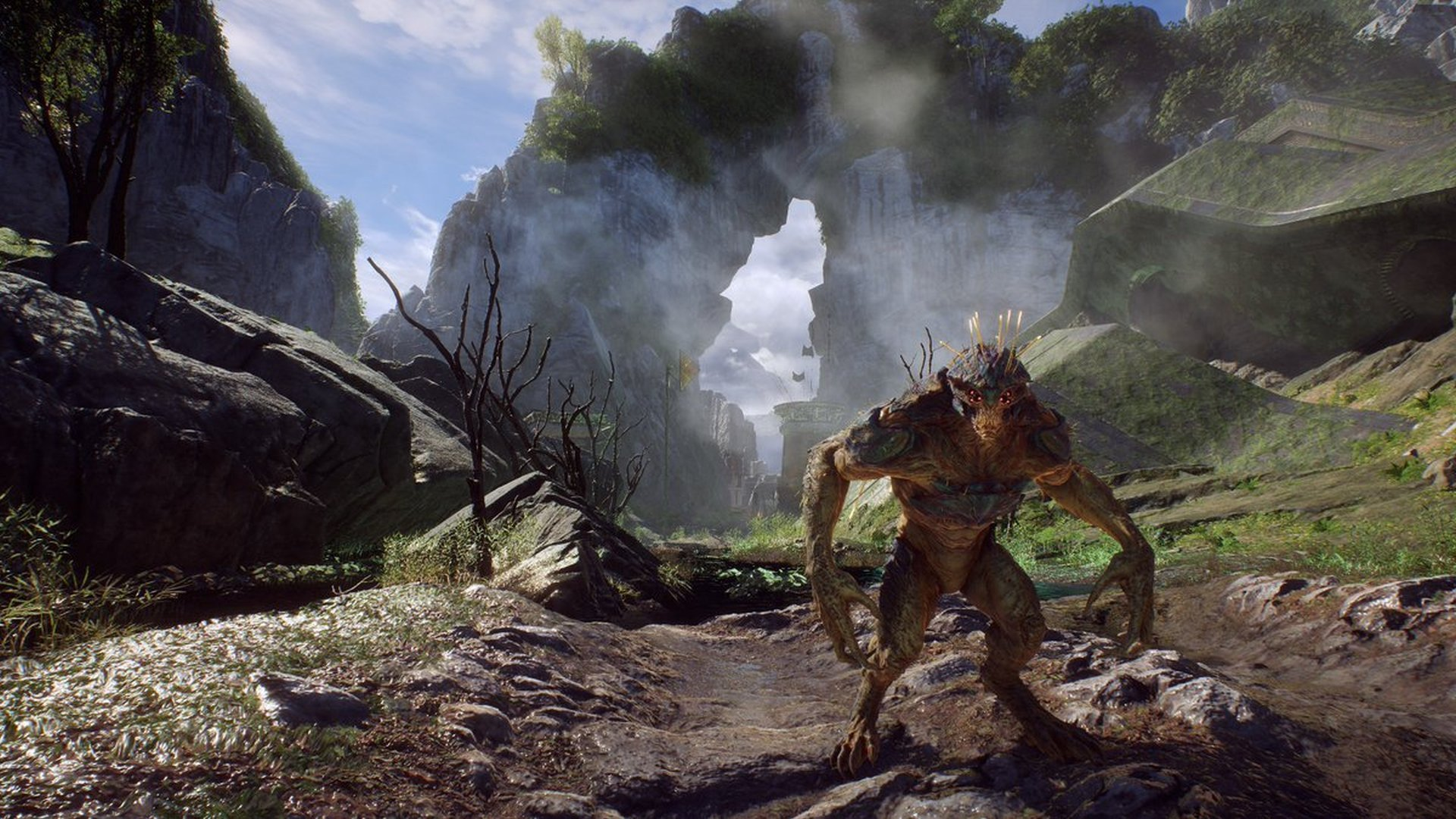 Hands On: How Well Does ANTHEM Run on PS4 and PS4 Pro