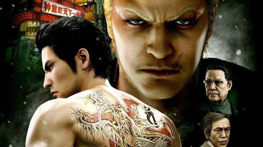 Yakuza Kiwami 2 PS4 PlayStation 4 1