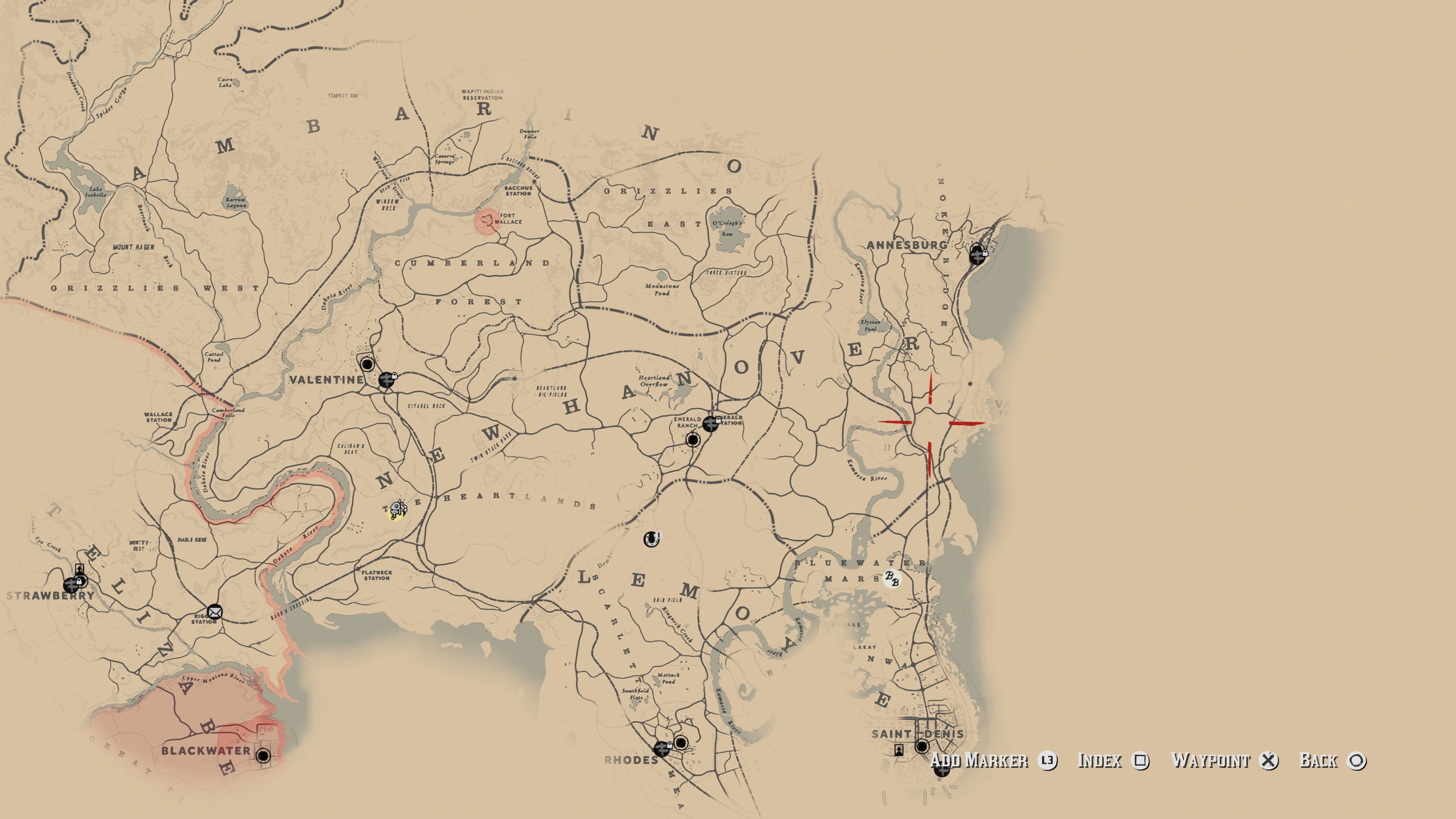 red dead redemption 2 poisonous trail treasure map locations guide