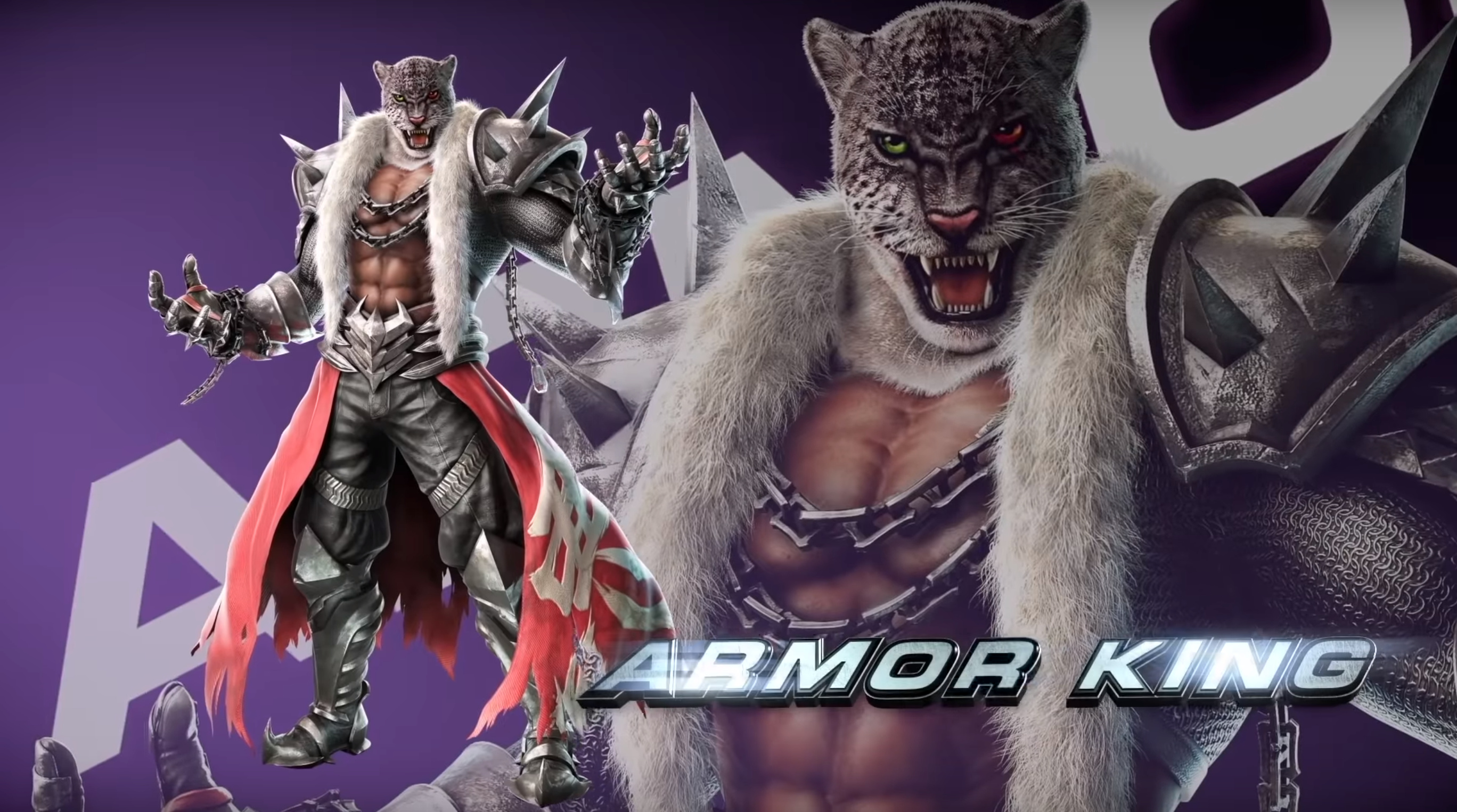 Tekken 7 Patch 2 10 Out On Ps4 Armor King And Marduk Available To