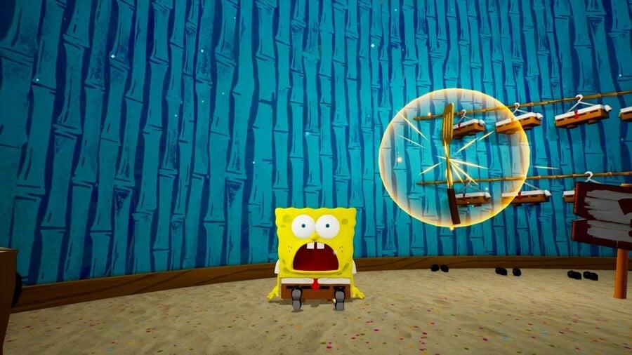 SpongeBob SquarePants Battle for Bikini Bottom Rehydrated All Golden Spatulas Guide PS4 PlayStation 4