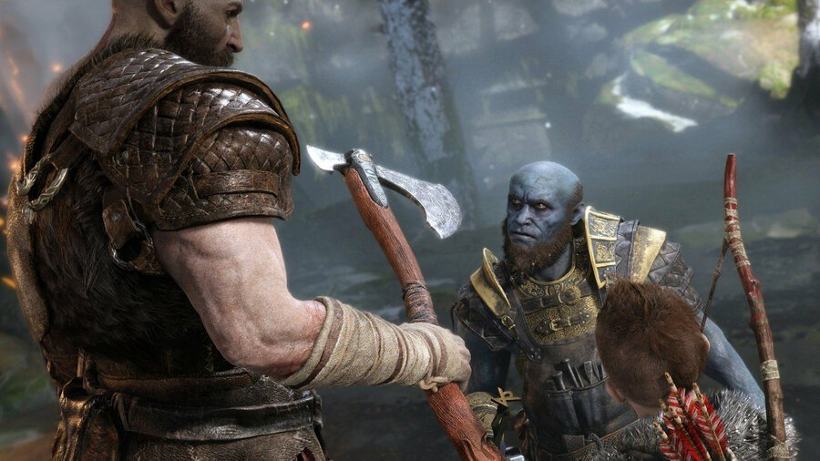 God of War How to Learn the Language of Muspelheim and Complete All of the Trials of Muspelheim Guide PS4 PlayStation 4 1
