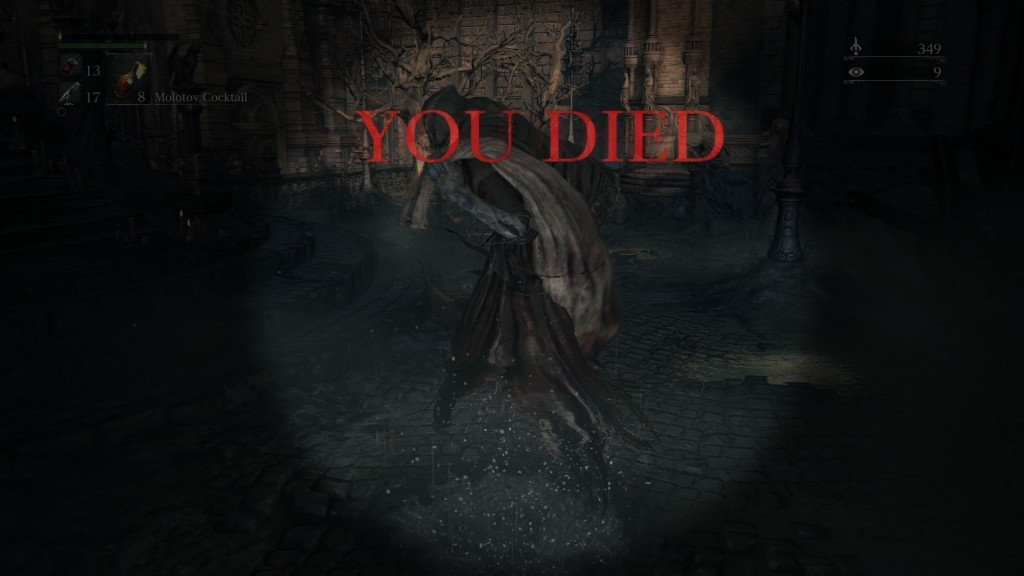 How to Farm 1,000 Blood Echoes in Two Minutes in Bloodborne