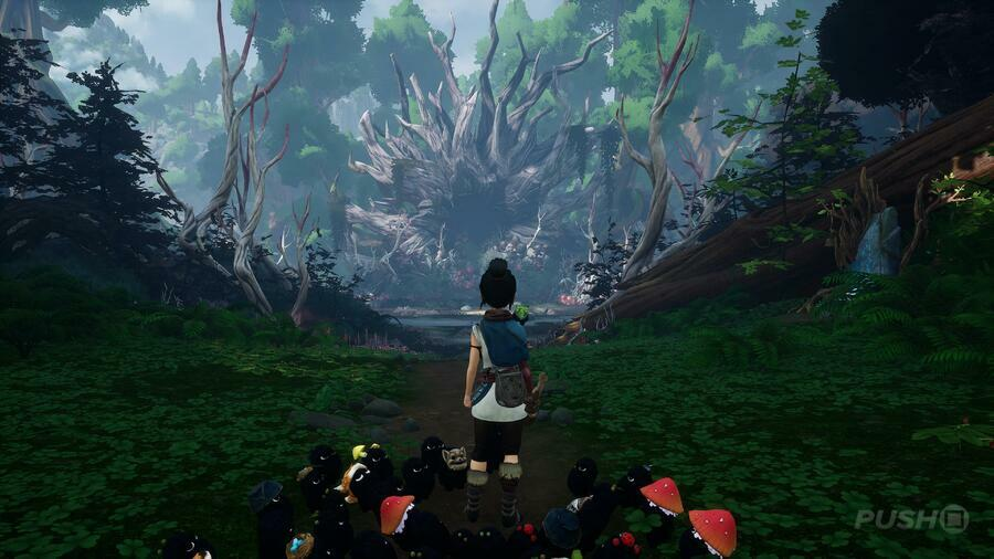 Kena: Bridge of Spirits All Taro's Tree Collectibles Guide PS5 PS4 1