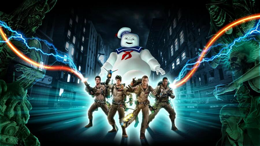 Ghostbusters The Video Game Remastered PS4 PlayStation 4 1