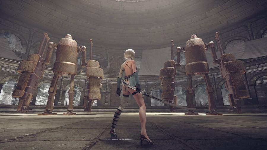 NieR Automata PS4 PlayStation 4 1