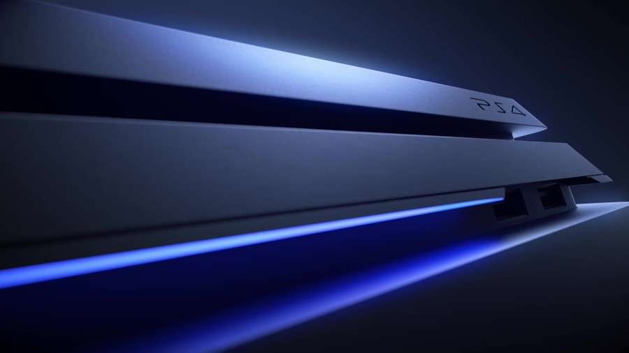 PS4 Pro PlayStation 4 1