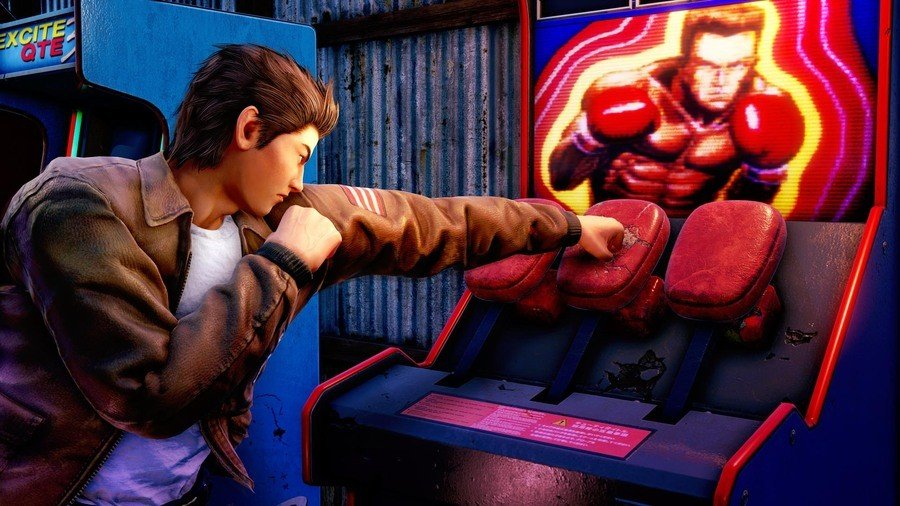 Shenmue 3 PS4 PlayStation 4 1
