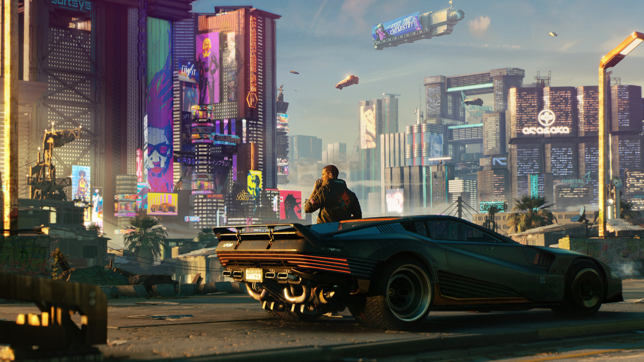Cyberpunk 2077 Patch 1.2 Runs Much Better on PS4 Pro, But There Are Sacrifices