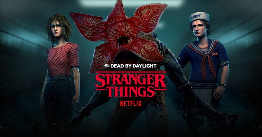 Stranger Things Dead by Daylight PS5 PS4 1