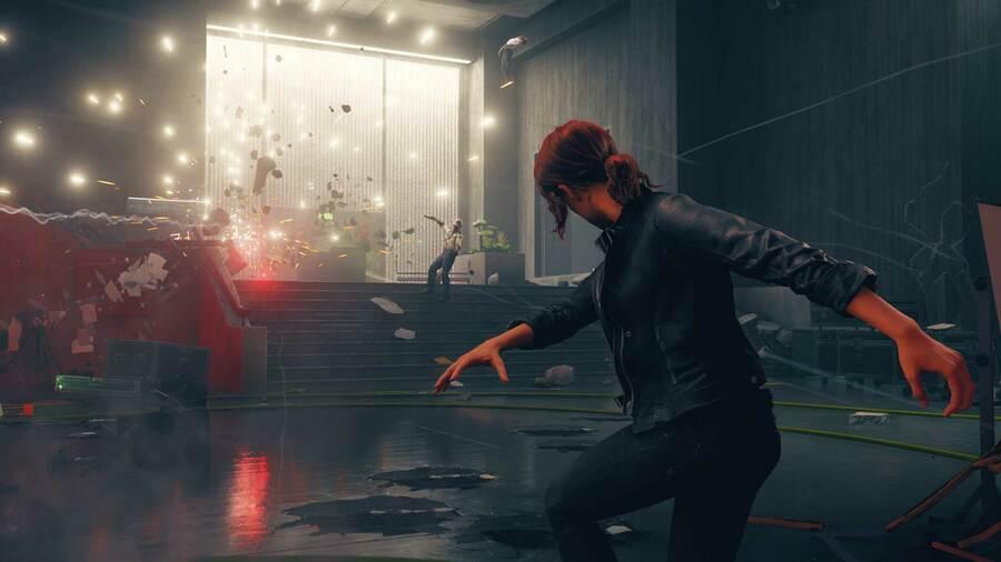 Control PS4 6