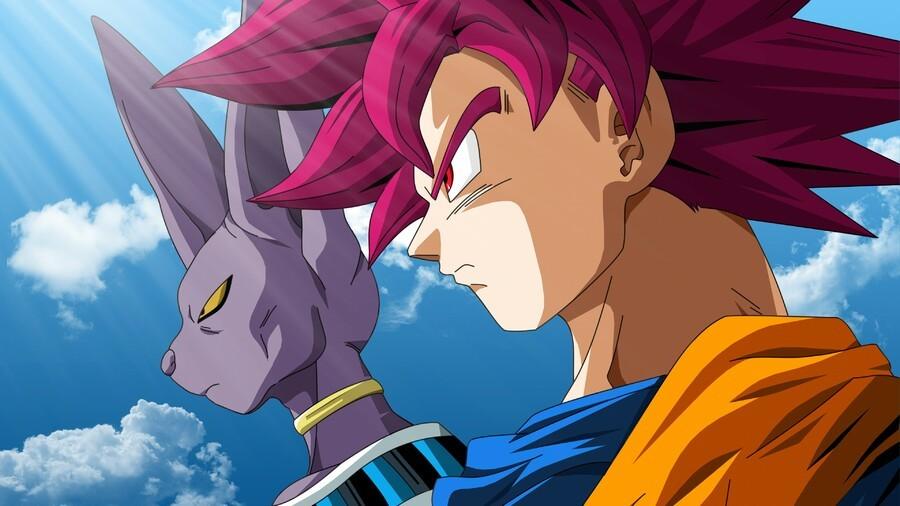 Dragon Ball Z Kakarot Dlc Super Saiyan God Goku