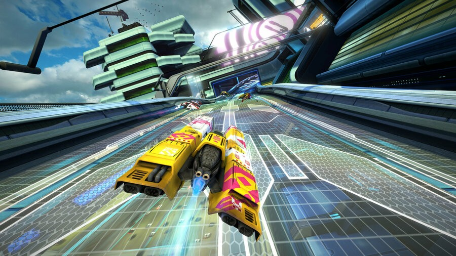 WipEout Omega Collection PS4 PlayStation 4