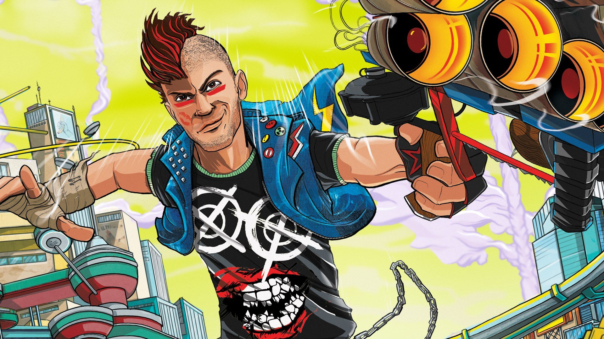 Sunset Overdrive Is Now Owned by PlayStation, Sony Confirms
