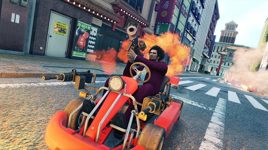 Yakuza Like a Dragon PS5 PlayStation 5 PS4 2