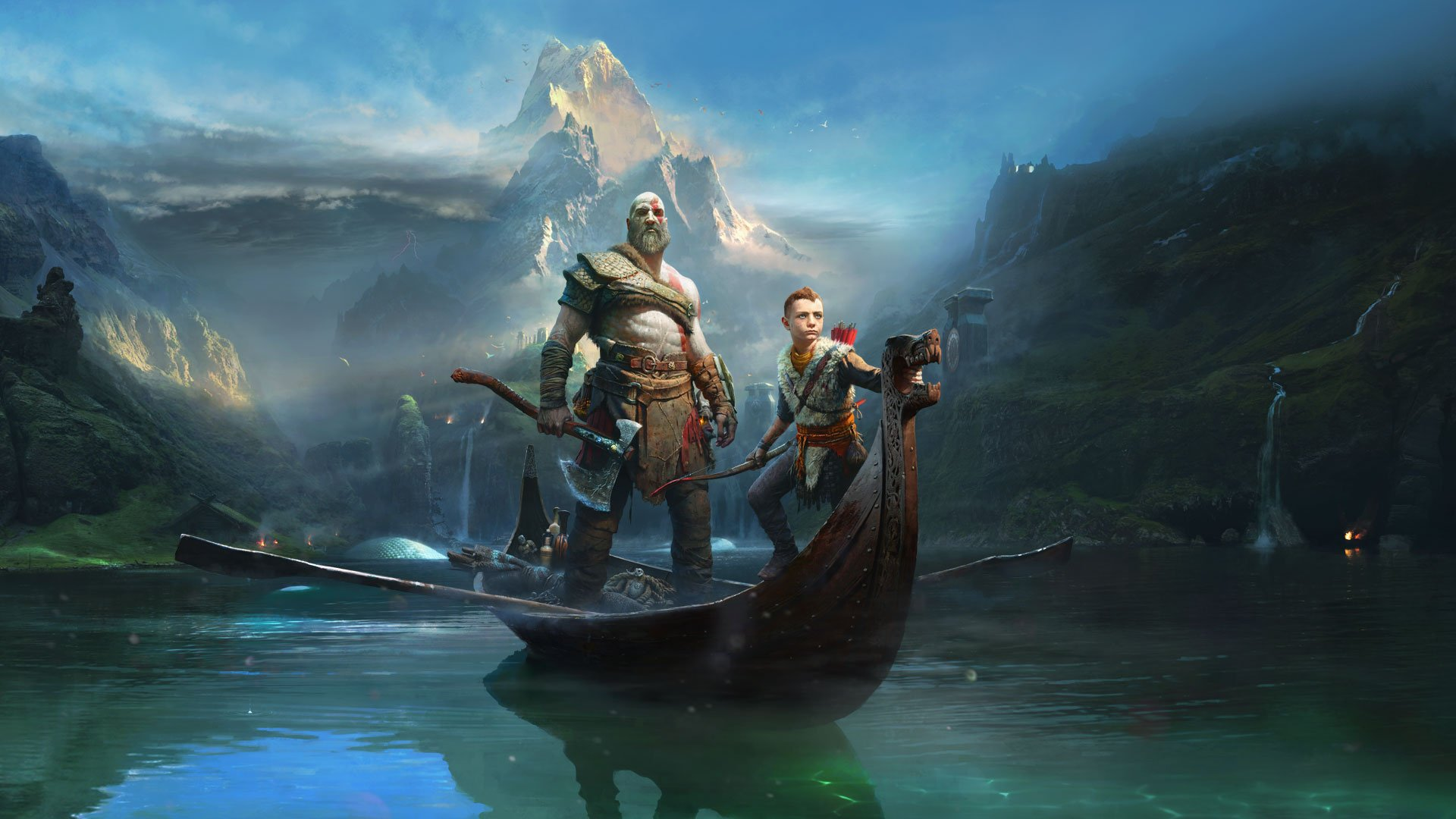 God Of War Celebrates Anniversary With Free Stuff