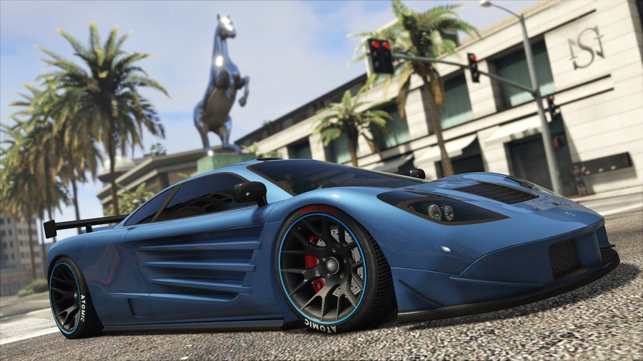 GTA Online Fastest Cars Guide 1