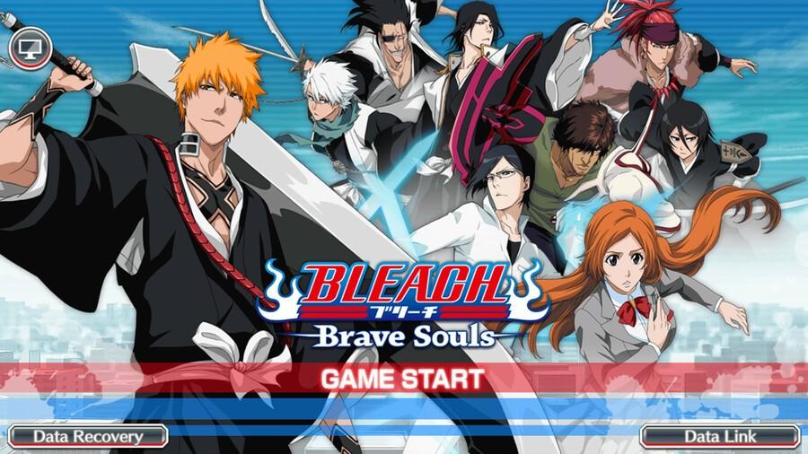 Bleach Brave Souls PS4
