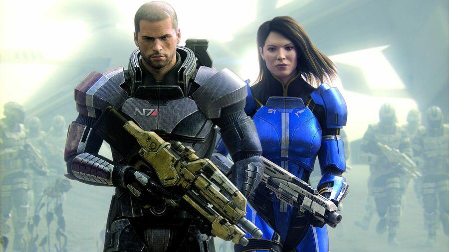 Mass Effect Legendary Edition PS5 PS4 Performance